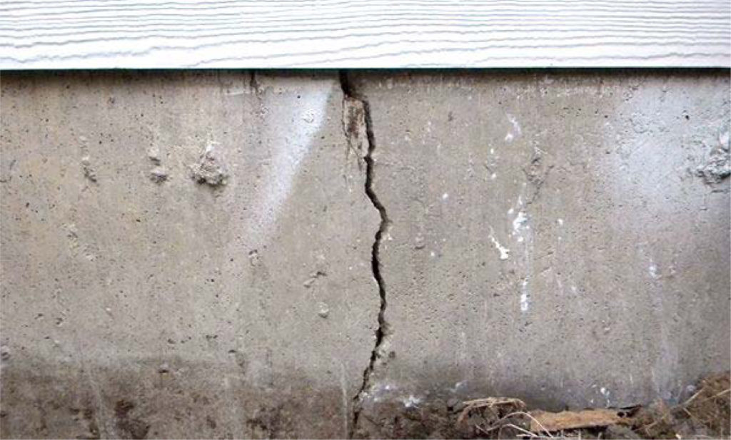 Foundation Issues